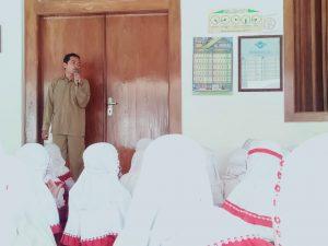 Setelah Libur Panjang MI Bahrul Ulum Bulu, Awali Belajar dengan Istgighosah dan Doa Bersama