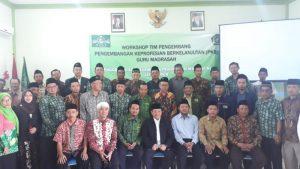 Workshop PKB Mendapat Sambutan Positif Cabang Se Jatim