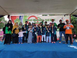 Siswa MINU Trate Putra Wakili Gresik Lomba Tingkat Provinsi 2019