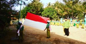 Siswa MINU 19 Keliling Kampung, Rayakan Harlah LP Maarif NU ke 90