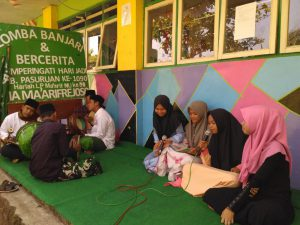MA Maarif Rejoso Peringati Harglah LP Maarif NU dan HUT Kabupaten Pasuruan Bersamaan