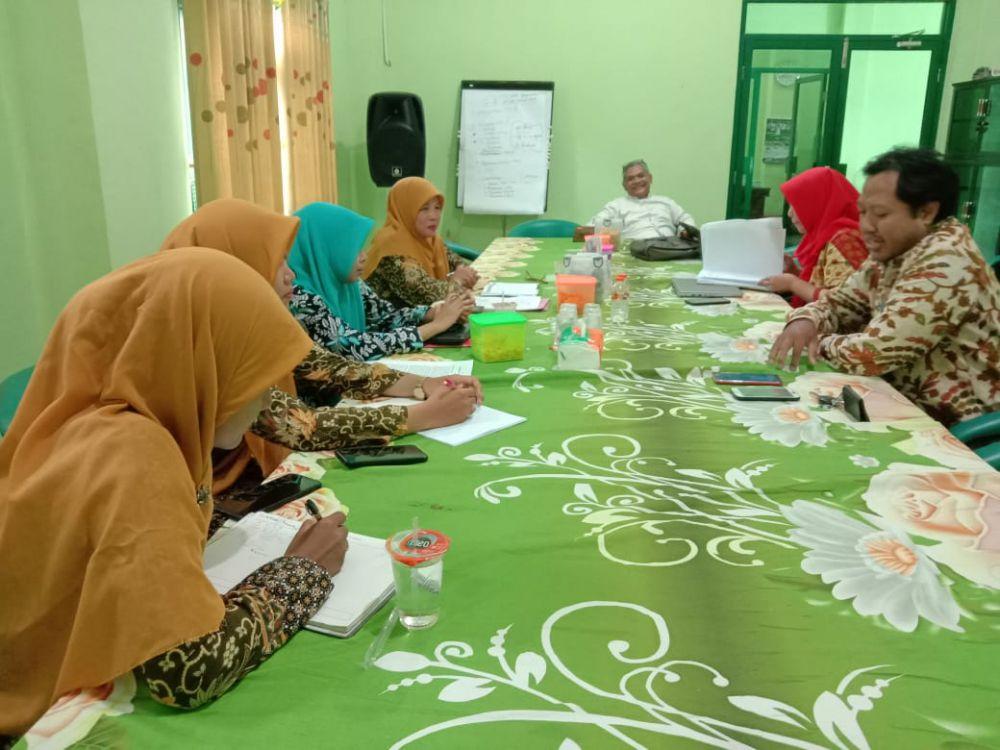 MI Maarif NU Bebekan Komitmen Kembangkan Madrasah Unggulan