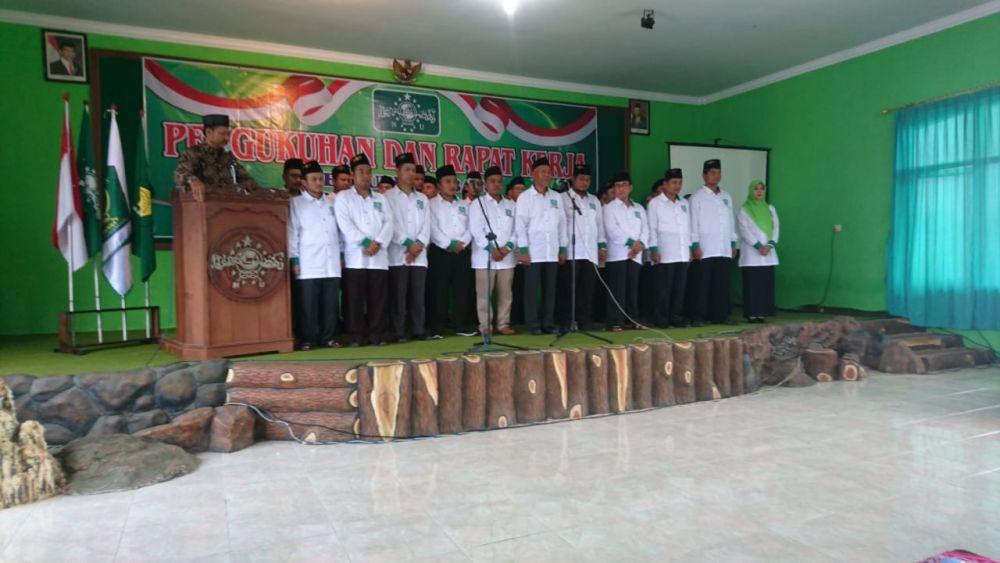 LP Maarif NU Tulungagung Siapkan Program kerja 2019-2024