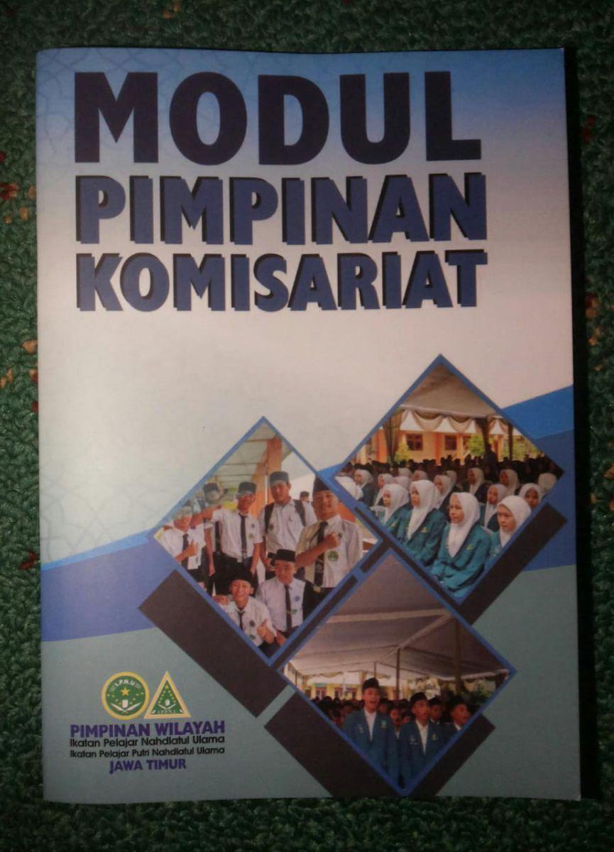 Buku Modul Komisariat IPNU-IPPNU