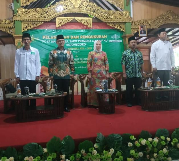 Bupati Bojonegoro Gandeng LP Maarif NU Siapkan SDM Unggul