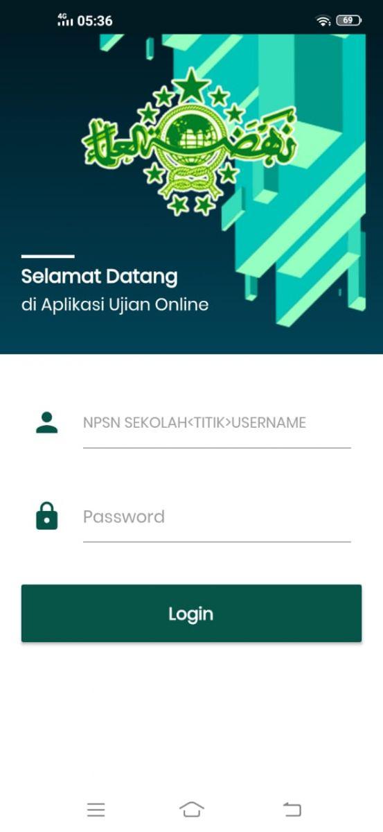 LP Maarif NU Jatim Launching Aplikasi Ujian On Line Sekolah